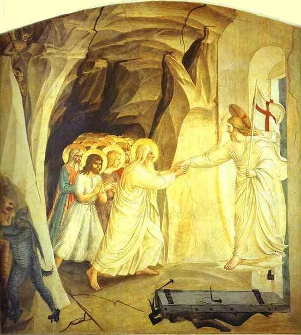 Fra Angelico. Christ in Limbo.