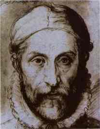 Giuseppe Arcimboldo Portrait