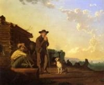 George Caleb Bingham. The Squatters.