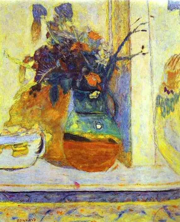 Pierre Bonnard. Pitcher.