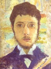 Pierre Bonnard Portrait