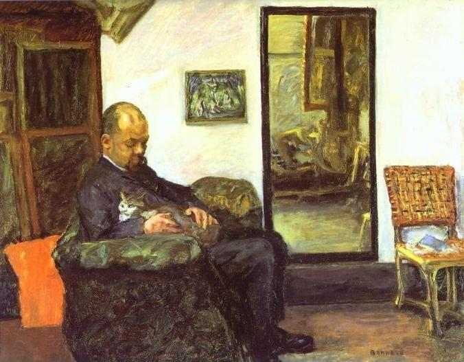 Pierre Bonnard. Ambroise Vollard.