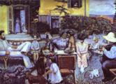 Pierre Bonnard. The Terrasse Family.