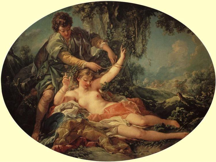 François Boucher. Sylvia Freed by Amintas.