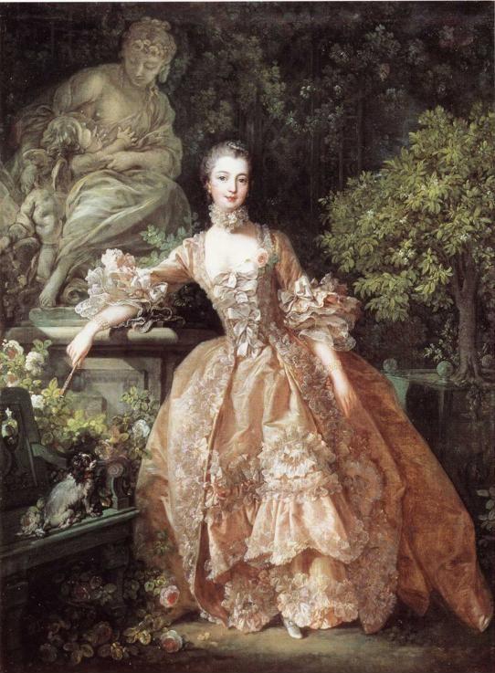 fran 231 ois boucher portrait of the marquise de pompadour olga s gallery