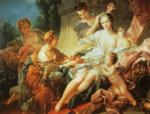 François Boucher. The Toilet of Venus.
