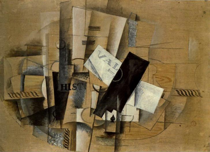 Georges Braque. Pedestal Table.