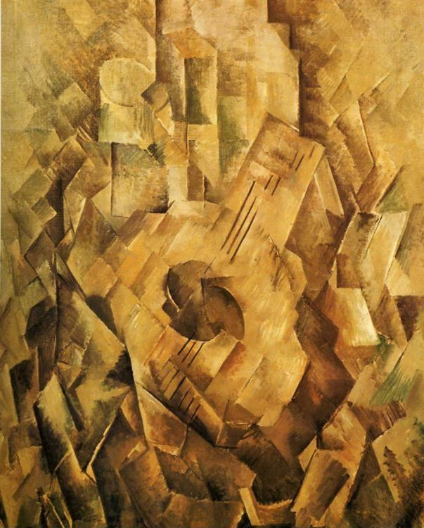 What is analytical cubism