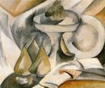 Georges Braque. Plate and Fruit Dish.