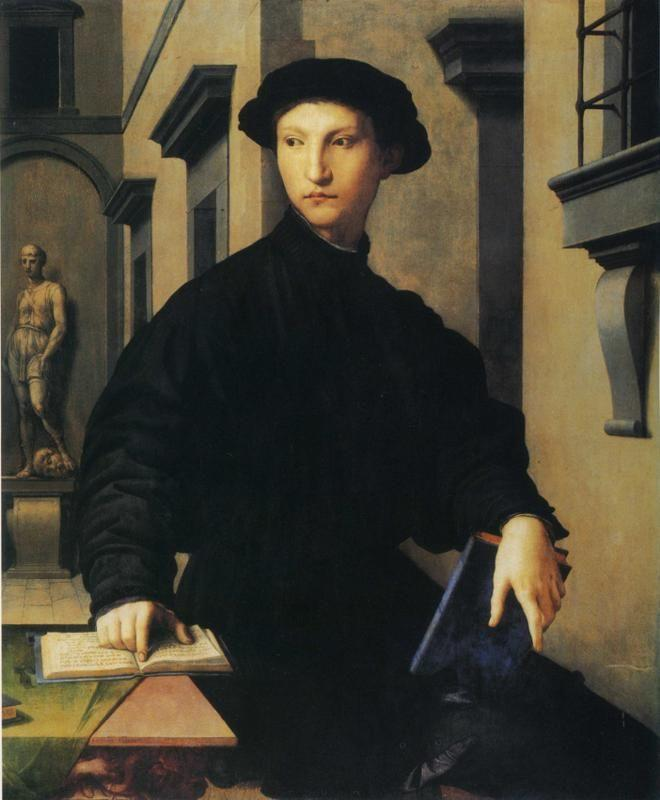 Agnolo Bronzino Biography Agnolo Bronzino Portrait of