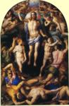 Agnolo Bronzino. Resurrection.