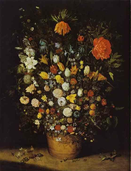 Jan Brueghel the Elder. Bouquet.