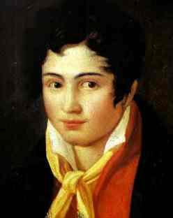 Feodor Bruni Portrait