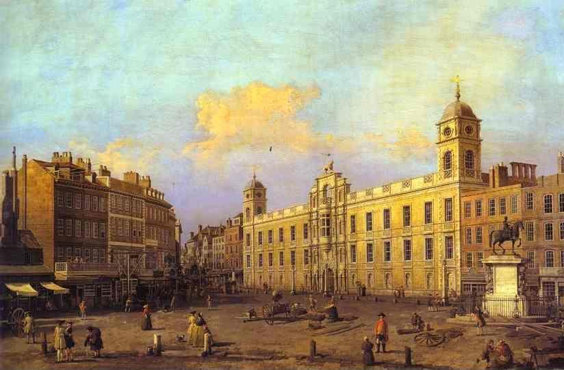Canaletto. London: Northumberland House.