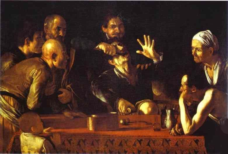 Caravaggio. The Tooth Puller.