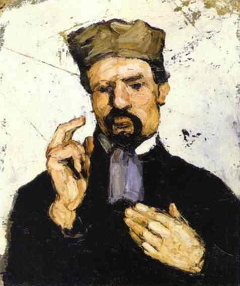 Paul Cézanne. Uncle Dominique (The Lawyer).