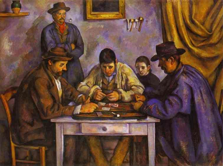 Image result for card players