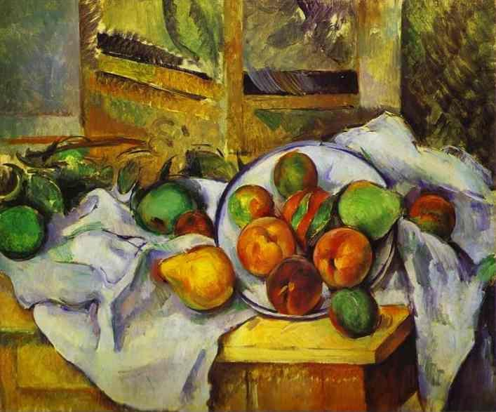 Paul Cézanne. Table Corner.