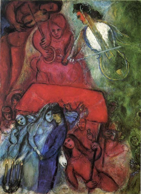 Chagall nude Nude Photos 54