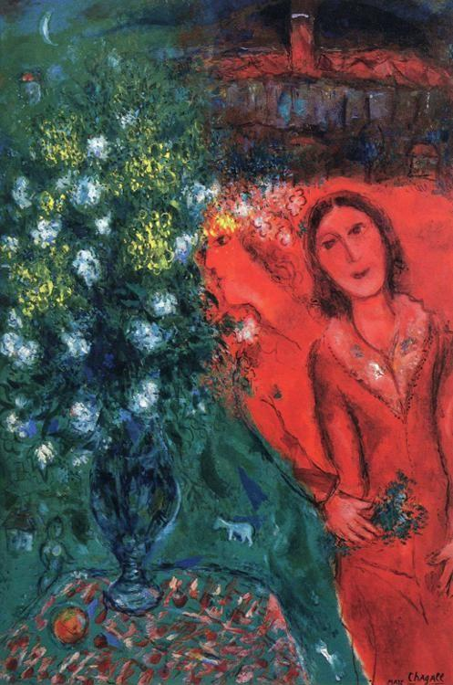 Marc Chagall. Artist's Reminiscence.
