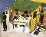 Marc Chagall. The Feast of the Tabernacles.
