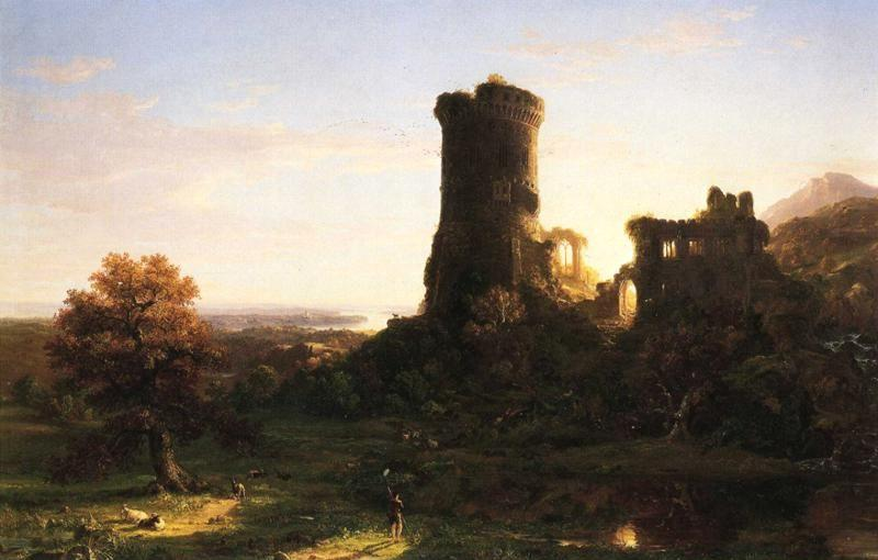 Thomas Cole. The Present.