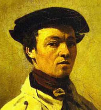 Jean-Baptiste-Camille Corot Portrait