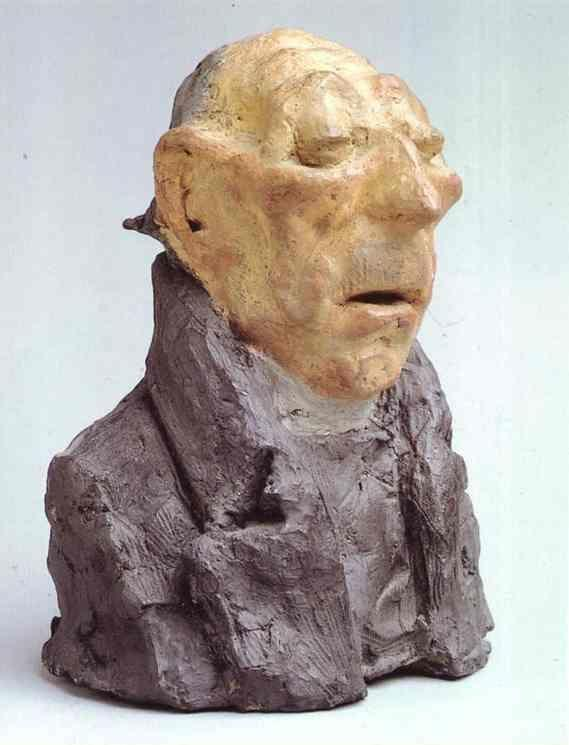 Honore Daumier. Jean-Claude Fulchiron (1774-1859), Deputy, Peer of France, and Poet.