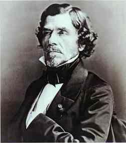 Eugène Delacroix Portrait