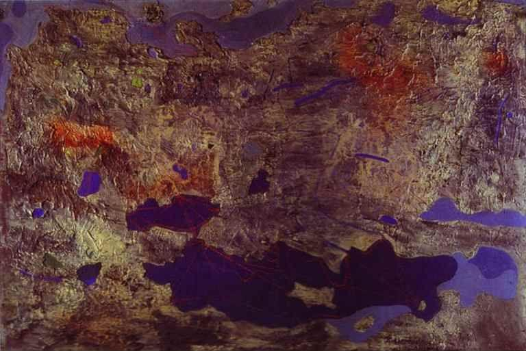 Max Ernst. Europe after the Rain I.