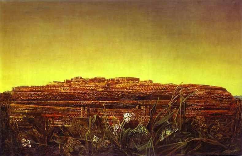 Max Ernst. The Entire City/La Ville entière.