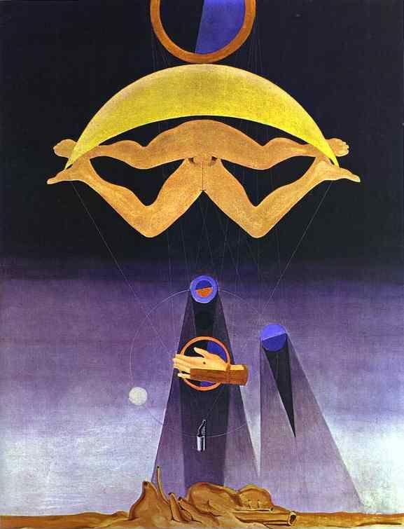 Max Ernst. Of This Men Shall Know Nothing.