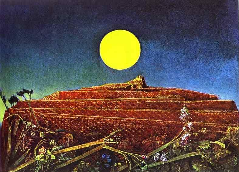 Max Ernst. The Whole City.