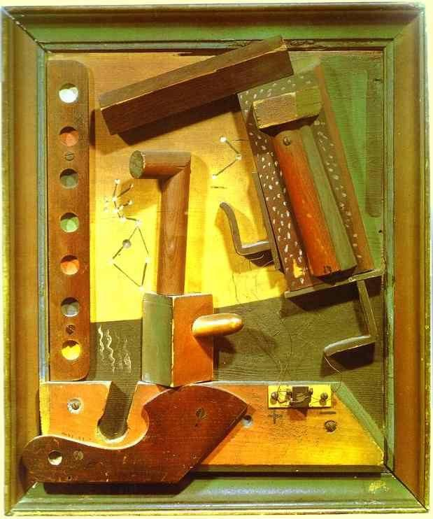 Max Ernst. Fruit of a Long Experience.