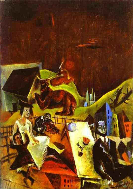 Max Ernst. Family Excursions.