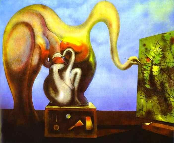Max Ernst. Surrealism and Painting.
