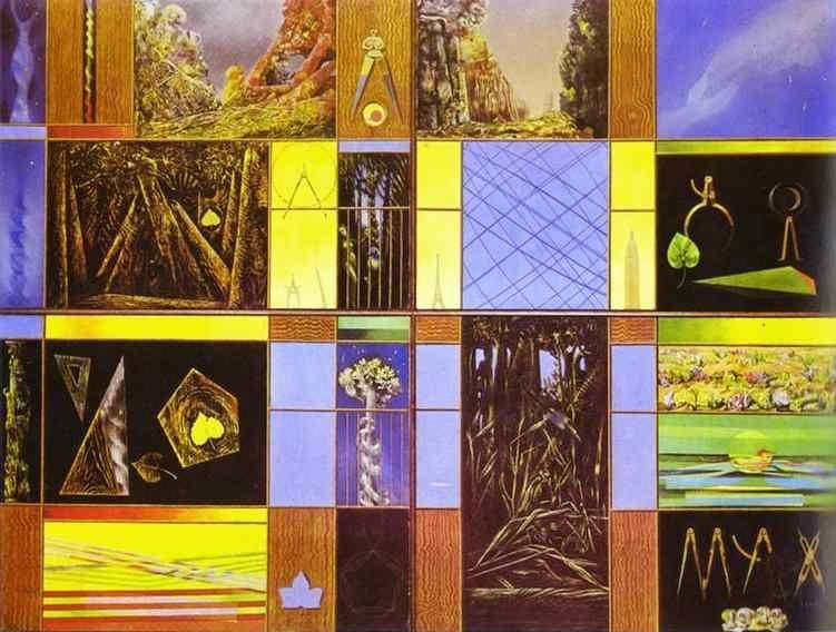 Max Ernst. Vox Angelica.