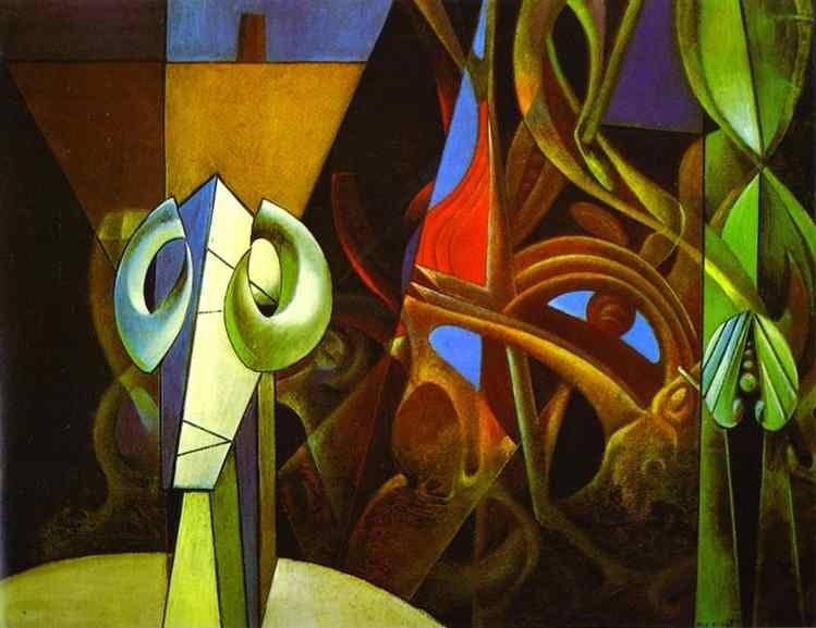 Max Ernst. Design in Nature.