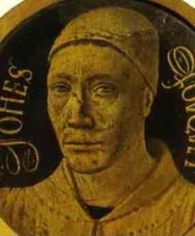 Jean Fouquet Portrait