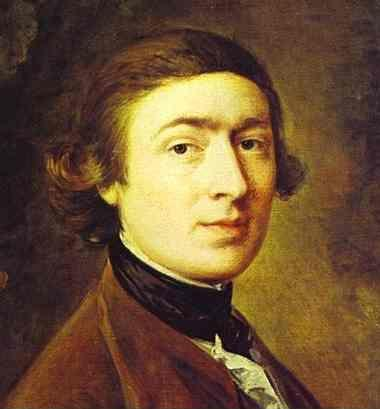 Thomas Gainsborough Portrait