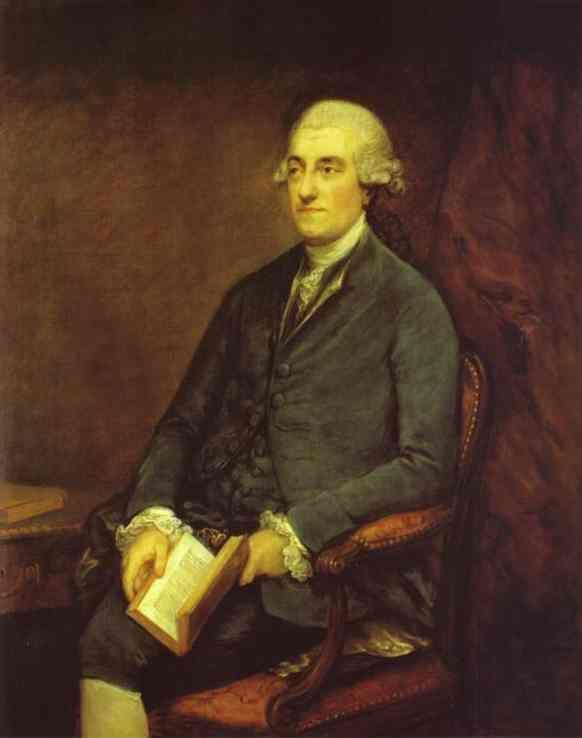 Thomas Gainsborough. Dr. Isaac Henrique Sequeira.