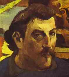 Paul Gauguin Portrait
