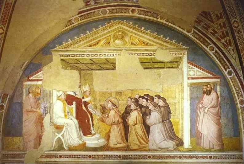 Giotto. Confirmation of the Rule.