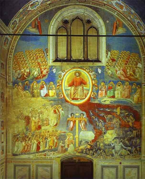 Giotto. The Last Judgment.