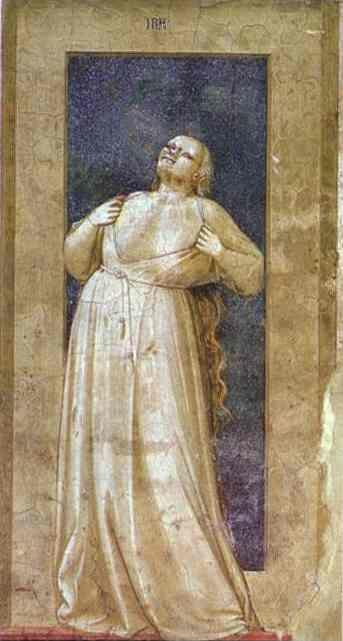 Giotto. Anger.