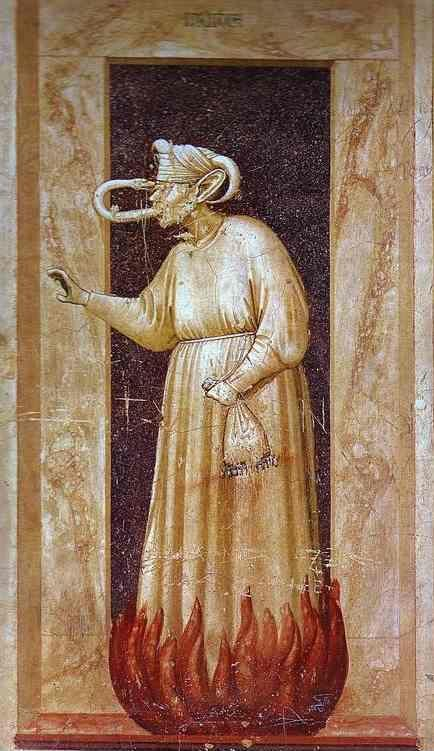 Giotto. Envy.