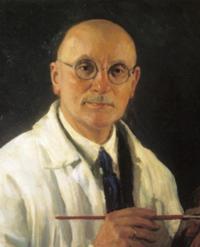 Igor Grabar Portrait