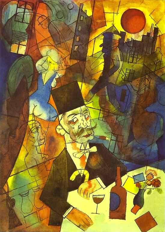George Grosz. The White Slaver.