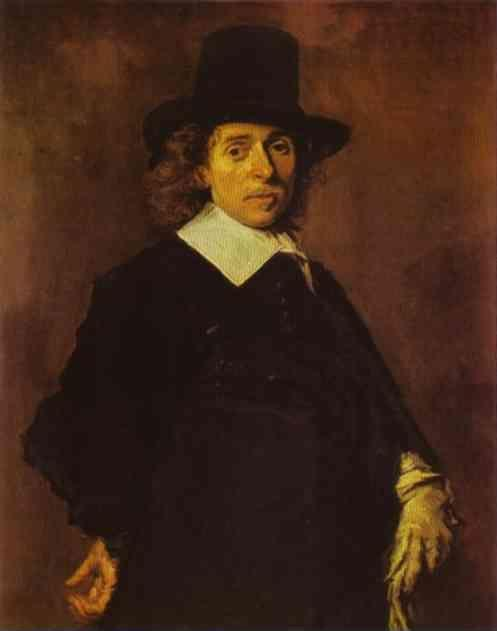 Frans Hals. Portrait of a Man.