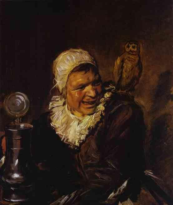 Frans Hals. Malle Babbe.